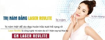 Trị nám da sau sinh với công nghệ Laser Revlite